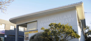 The public library in Khandallah, Wellington